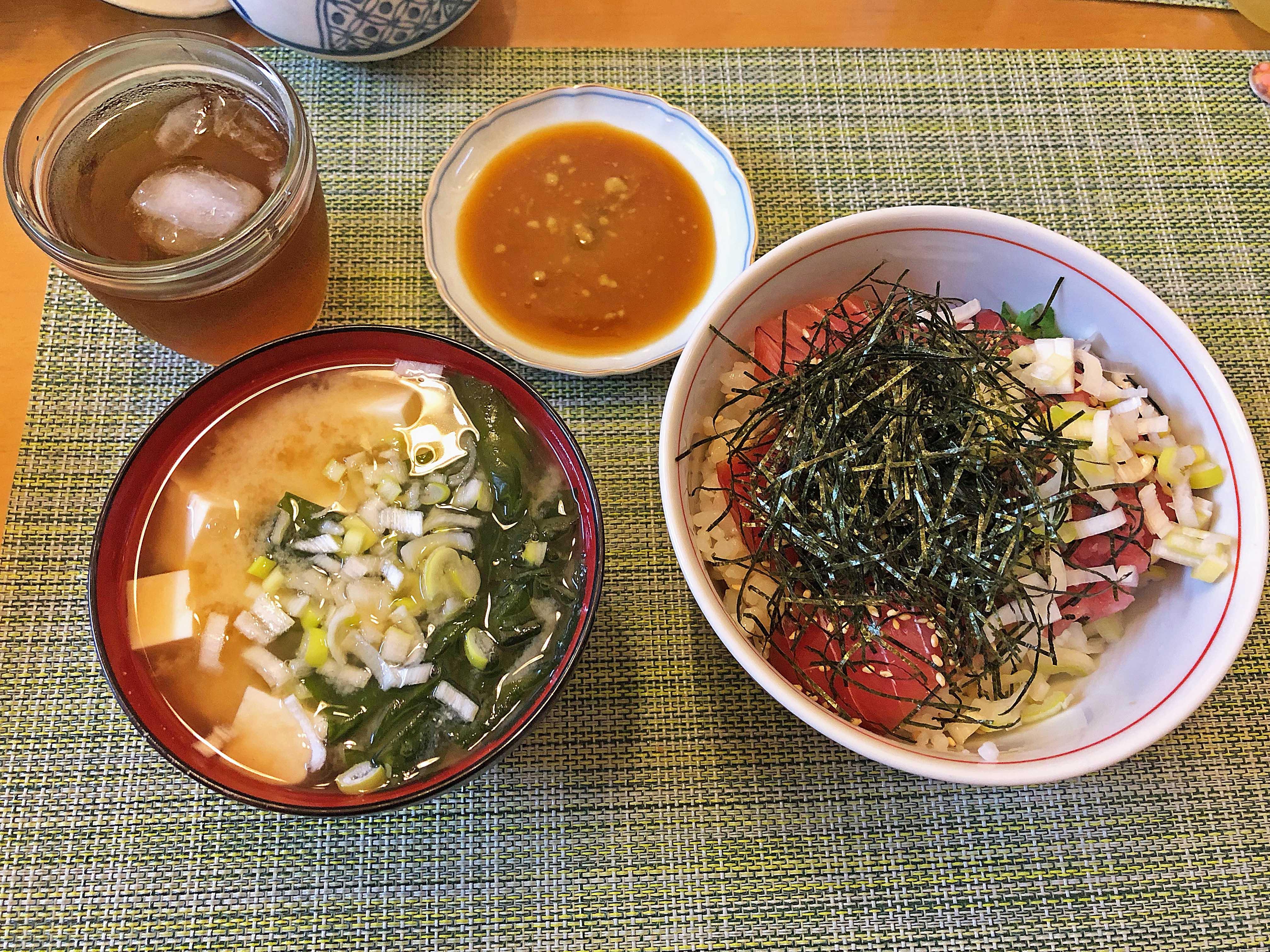 丼 レシピ 漬け タレ